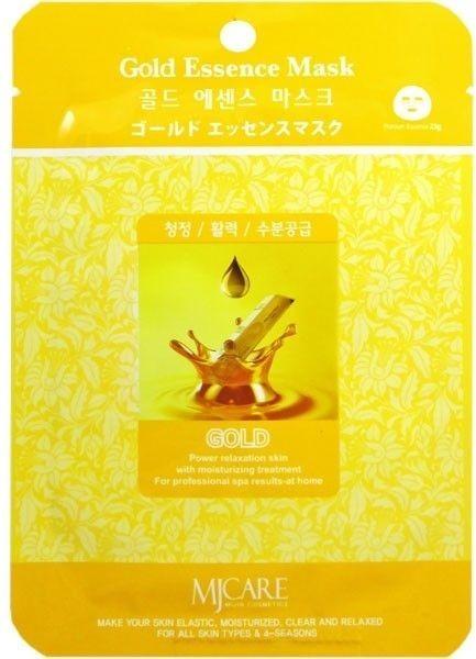 Mijin Cosmetics Gold Essence Mask.