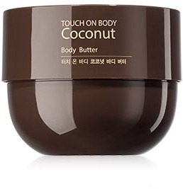 The Saem Touch On Body Coconut Body