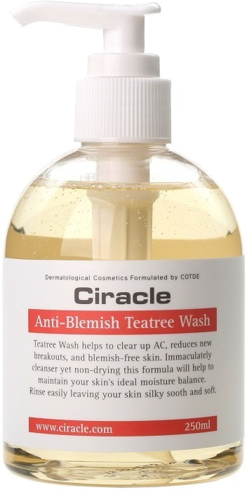 Ciracle Anti Blemish Teatree Wash