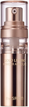 The Saem Gold Lifting Powder Ampoule