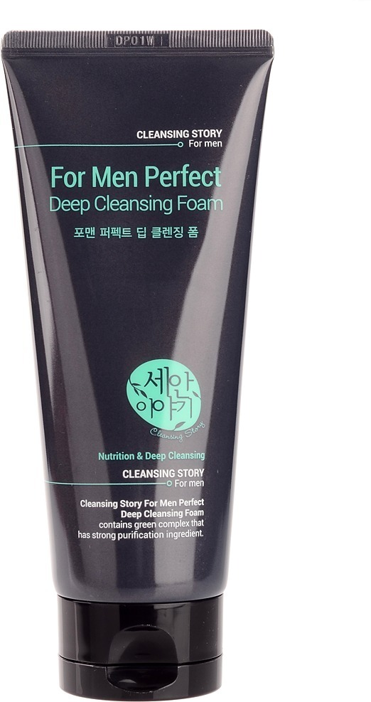Welcos Cleansing Story For Man Perfect Deep Cleansing