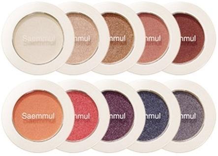 The Saem Saemmul Single Shadow Shimmer