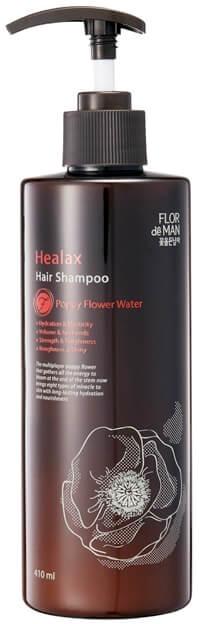 Flor de Man Healax Hair Shampoo.