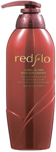 Flor de Man Redflo Camellia Hair Emulsion Essence.
