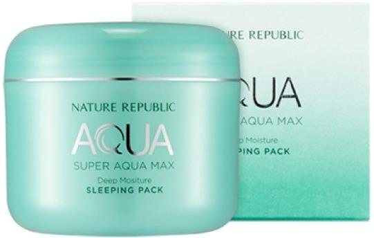 Nature Republic Super Aqua Max Deep Moisture Sleeping