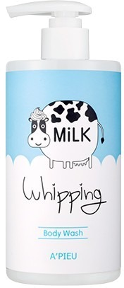 APieu Milk Whipping Body Wash