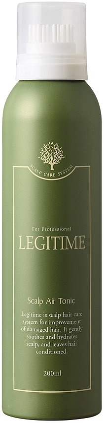 Welcos Legitime Scalp Air Tonic