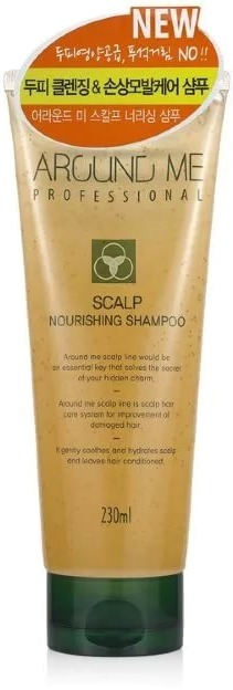 Welcos Around Me Scalp Nourishing Shampoo фото