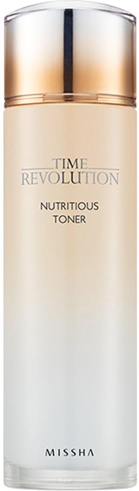 Missha Time Revolution Nutritious Toner фото