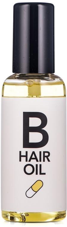 Hello Everybody B Hair OilБиотин, он же витамин В7, он же витамин H, он же коэнзим R, он же нескромный &amp;laquo;витамин красоты&amp;raquo; необходим нам для здоровых ногтей и волос. Он укрепляет общее состояние шевелюры, улучшает качество и структуру волоса и предотвращает выпадение. Специалисты корейской марки Hello Everybody включили биотин в список ингредиента масла для волос B Hair Oil. Средство укрепляет и питает волосы, защищает их от негативного воздействия окружающей среды (сухой горячий воздух, укладки, прогулки без шапки под снегом&amp;hellip; дополните список самостоятельно!).<br><br>Благодаря целому комплексу масел из растений (в их числе аргания, ослинник, макадамия и масличная пальма) Hello Everybody B Hair Oil делает волосы мягкими, эластичными и послушными, уменьшает статическое электричество и облегчает расчёсывание. Бонус &amp;ndash; прекрасный богатый аромат, который окружит вас на весь день.<br><br>&amp;nbsp;<br><br>Объём: 100 мл.<br><br>&amp;nbsp;<br><br>Способ применения:<br><br>Налейте несколько капель средства в ладони, разотрите и нанесите на сухие или влажные волосы по всей длине.<br>