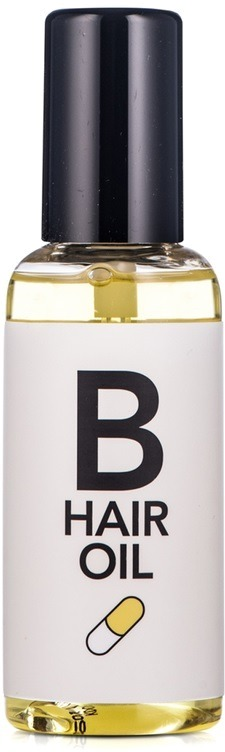 Hello Everybody B Hair Oil