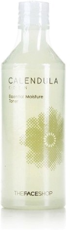 The Face Shop Calendula Essential Moisture Toner фото