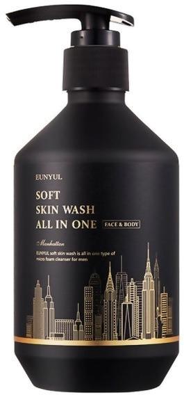 Eunyul Soft Skin Wash All In One фото