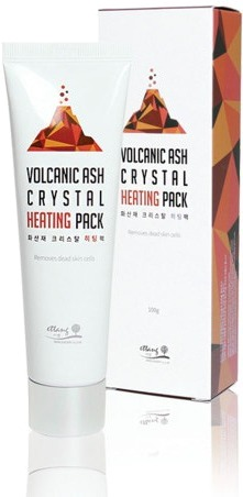 Ettang Volcanic Ash Crystal Heating Pack.