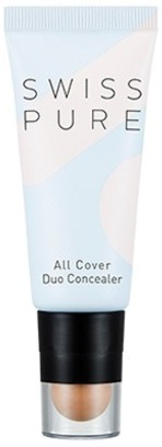 Swisspure All Cover Duo Concealer.