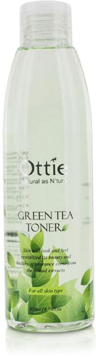 Ottie Green Tea Toner фото