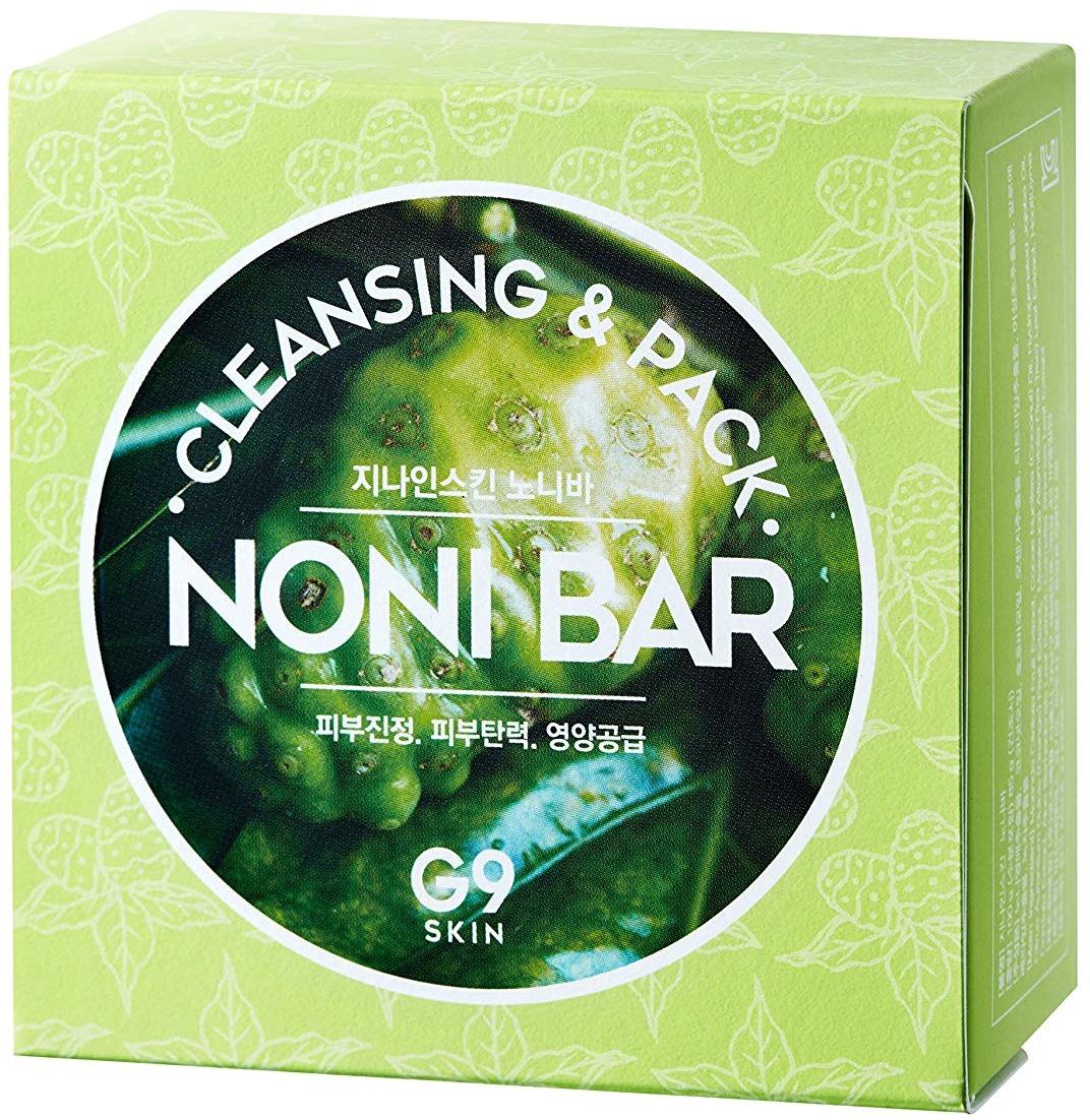 Купить GSkin Cleansing and Pack Noni Bar, G9Skin