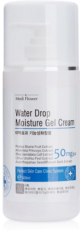Medi Flower Water Drop Moisture Gel Cream фото