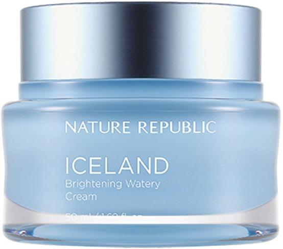 Купить Nature Republic Iceland Brightening Watery Cream