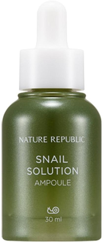 Nature Republic Snail Solution Ampoule фото