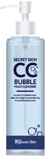 Secret Skin CC Bubble Multi Cleanser