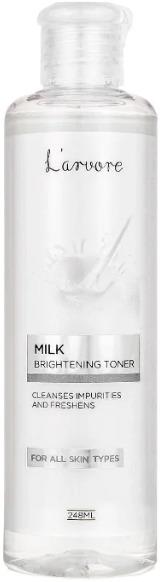Larvore Milk Brightening Toner фото