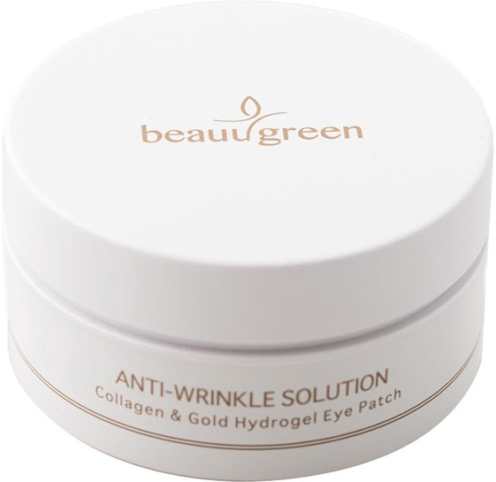 Beauugreen Collagen and Gold Hydrogel Eye Patch