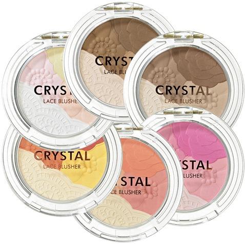 Tony Moly Crystal Lace Blusher