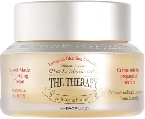 The Face Shop The Therapy Secret Made