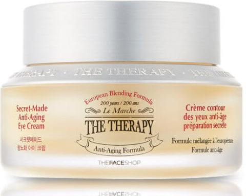 Купить The Face Shop The Therapy AntiAging Eye Cream