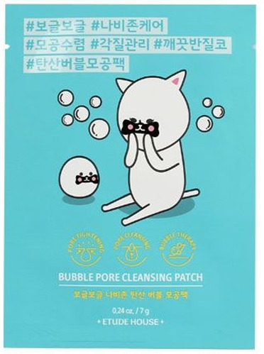 Etude House Bubble Pore Cleasing Patch