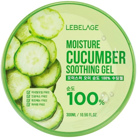 Купить Lebelage Moisture Cucumber Purity Soothing Gel