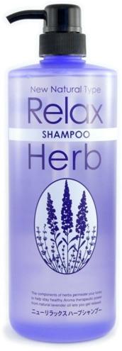 Junlove New Relax Herb Shampoo фото