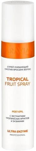 Aravia Professional Tropical Fruit Spray UltraEnzyme фото