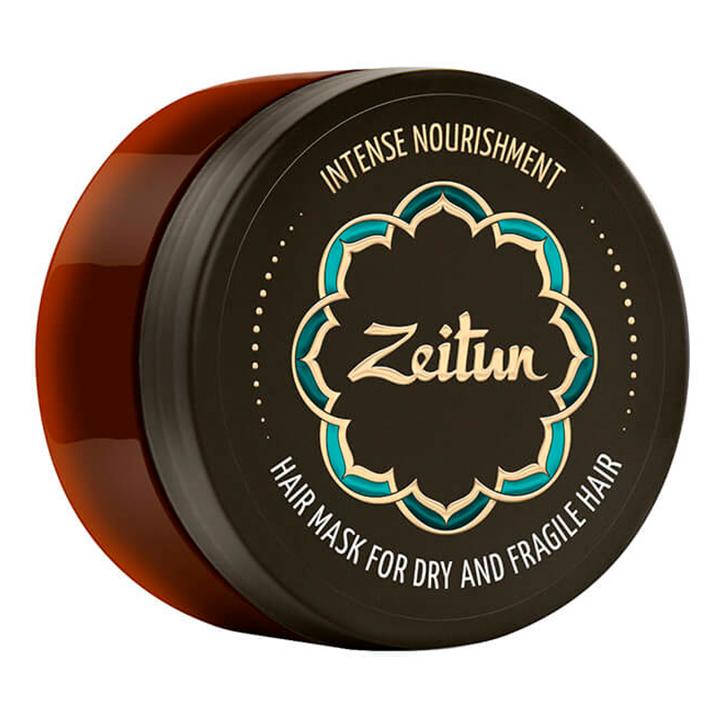 Купить Zeitun Hair Mask Intense Nourishment for Dry and Fragile Hair Bay Shea and Egyptian Castor Oils
