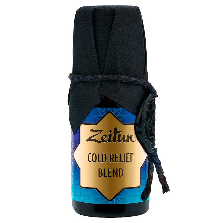 Zeitun Cold Relief Blend Number