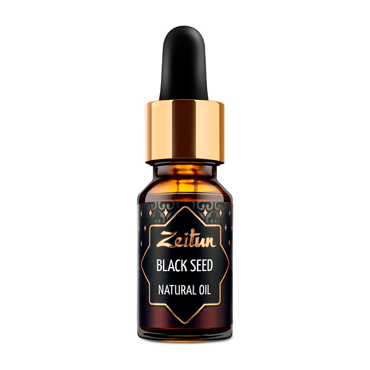 Zeitun Black Seed Natural Oil фото