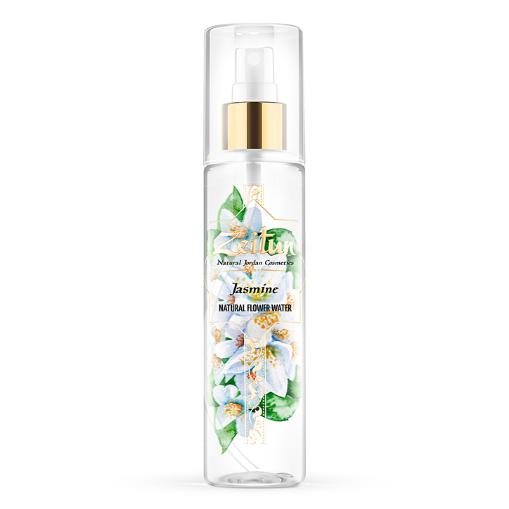 Zeitun Jasmine Natural Flower Water