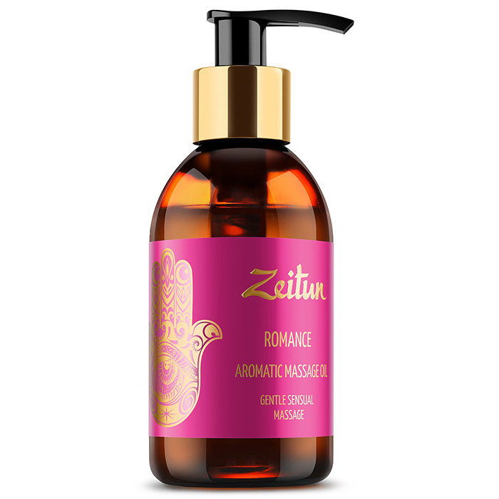 Zeitun Romance Aromatic Massage oil фото