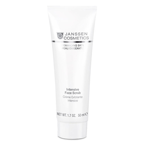 Janssen Cosmetics Demanding Skin Intensive Face Scrub фото