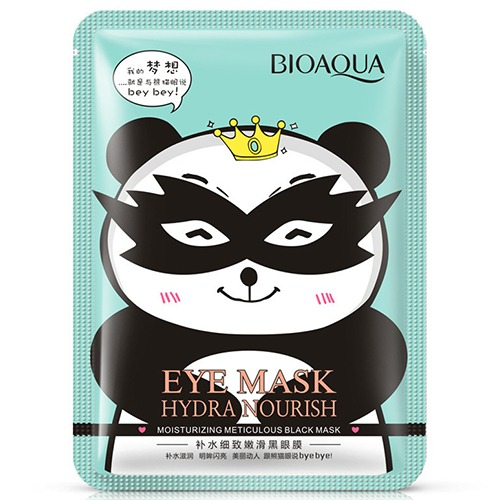Bioaqua Hydra Nourish Eye Mask фото