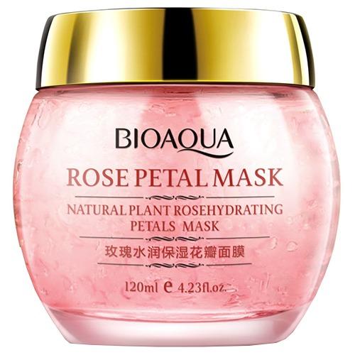 Bioaqua Rose Petal Mask фото