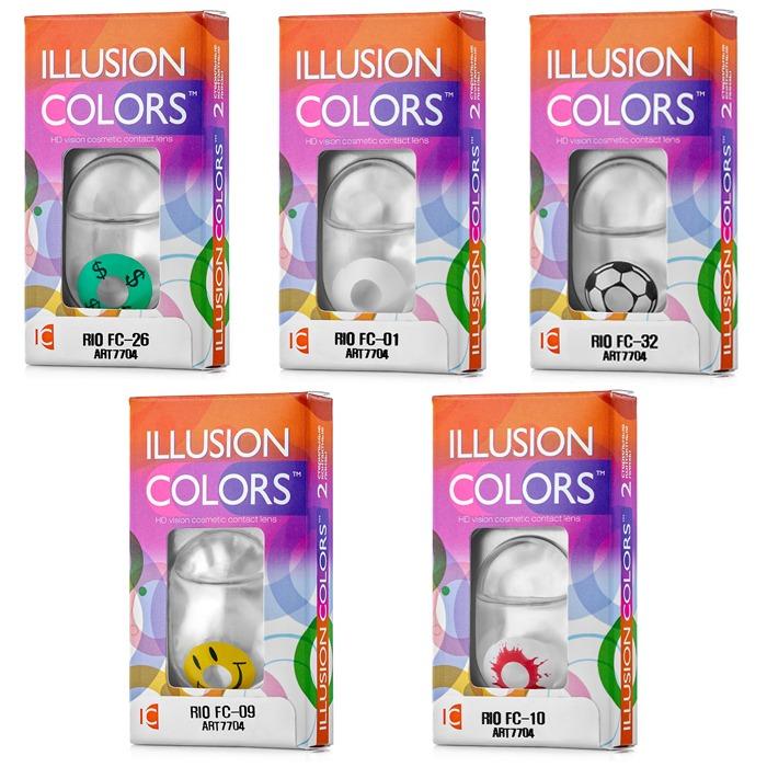 Illusion Colors Rio фото