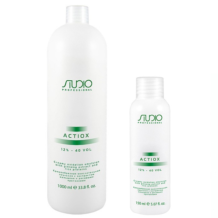 Kapous Studio Professional ActiOx Emulsion фото