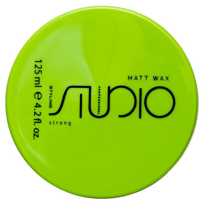 Kapous Studio Professional Matt Wax фото
