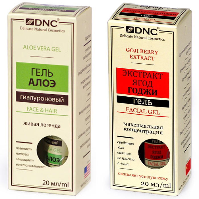 DNC Hyaluronic Gel фото
