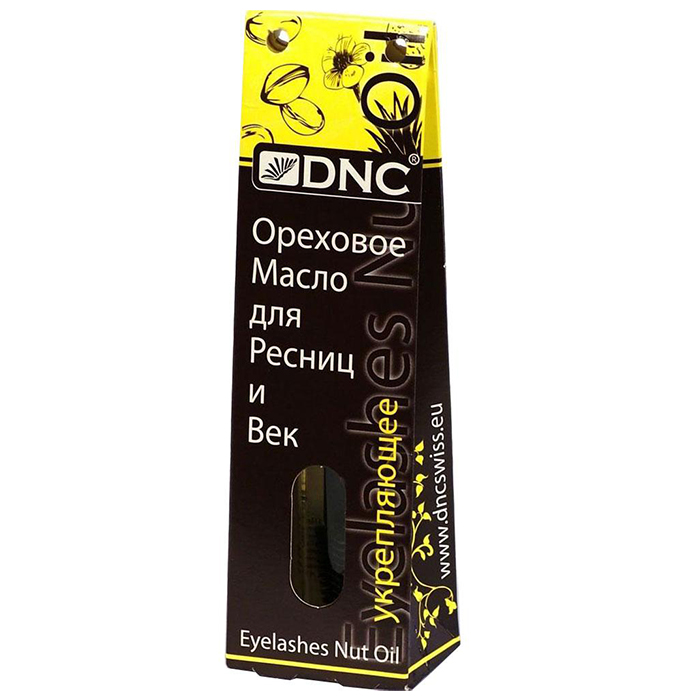 DNC Eyelashes Nut Oil фото