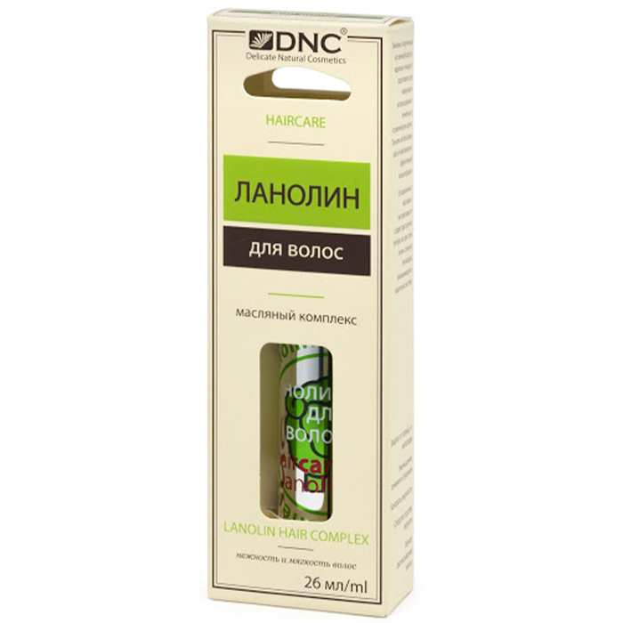Купить DNC Lanolin Hair Complex