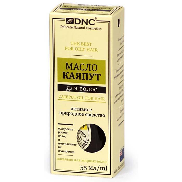 Купить DNC Cajeput Oil For Hair