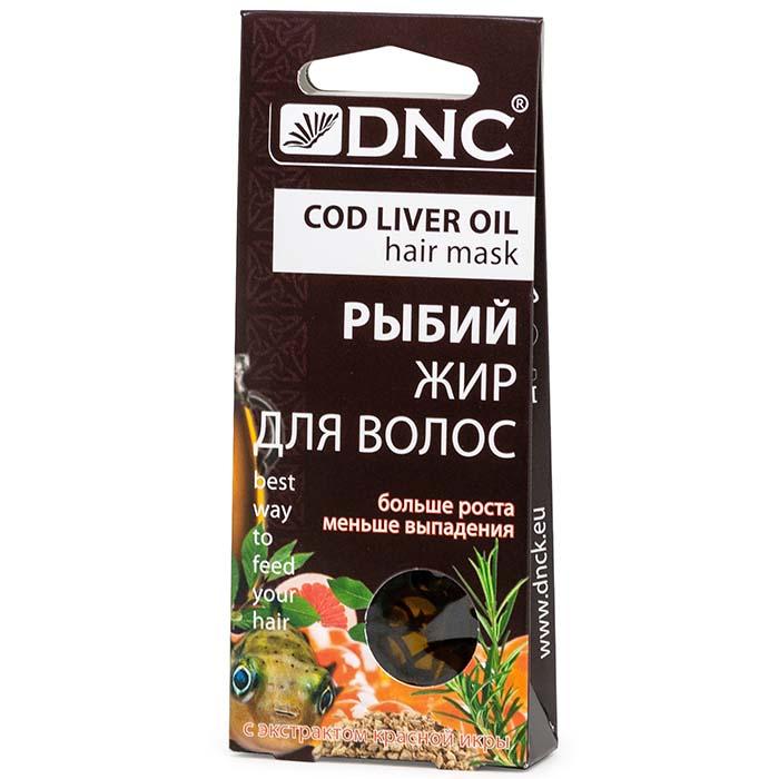 Купить DNC Cod Liver Oil Hair Mask